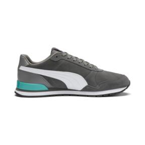 Thumbnail 6 of ST Runner v2 Suede Sneakers, CASTLEROCK-Puma White, medium