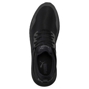 Thumbnail 5 of Pacer Next Cage Sneakers, Puma Black-Puma Black, medium