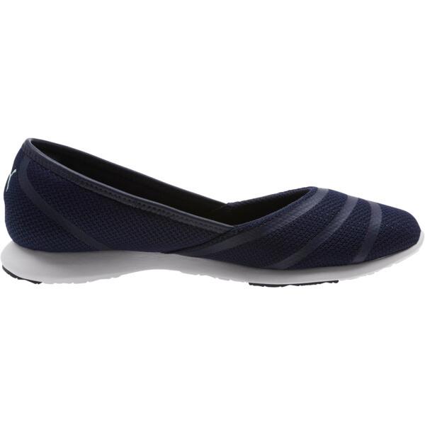 PUMA Vega Ballet Sweet Women's Shoe, Peacoat-Fair Aqua, large