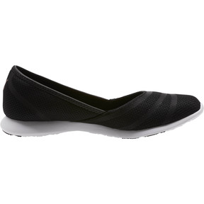 Thumbnail 3 of PUMA Vega Ballet Sweet Women's Shoe, Puma Black-Rose Gold, medium