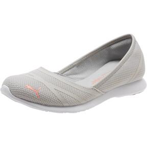 Thumbnail 1 of PUMA Vega Ballet Sweet Women's Shoe, Gray Violet-Peach Bud, medium