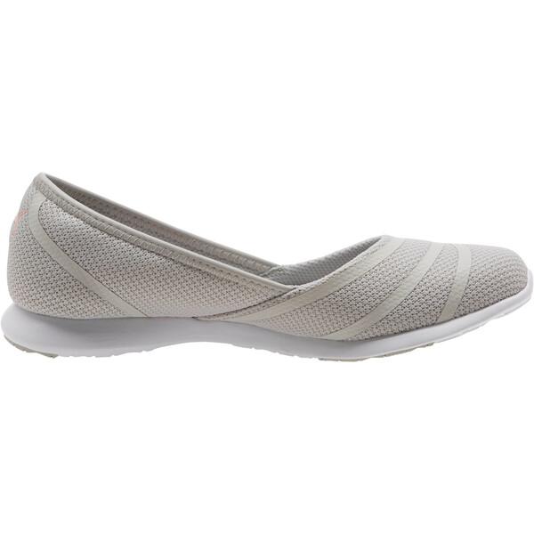PUMA Vega Ballet Sweet Women's Shoe, Gray Violet-Peach Bud, large