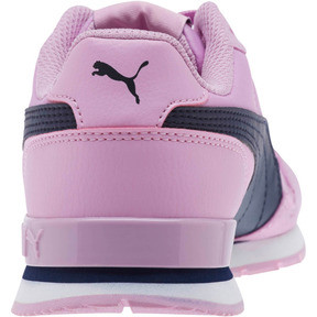 Thumbnail 4 of ST Runner v2 NL JR Sneakers, Orchid-Peacoat, medium