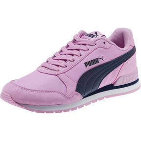 Thumbnail 1 of ST Runner v2 NL JR Sneakers, Orchid-Peacoat, medium
