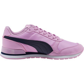 Thumbnail 3 of ST Runner v2 NL JR Sneakers, Orchid-Peacoat, medium