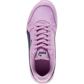 Thumbnail 5 of ST Runner v2 NL JR Sneakers, Orchid-Peacoat, medium