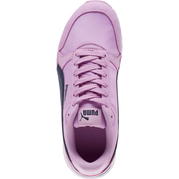 ST Runner v2 NL JR Sneakers, Orchid-Peacoat, large