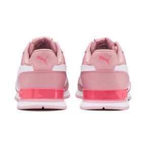 Miniatura 4 de Zapatos deportivos ST Runner v2 NL para jóvenes, Bridal Rose-Puma White, mediano