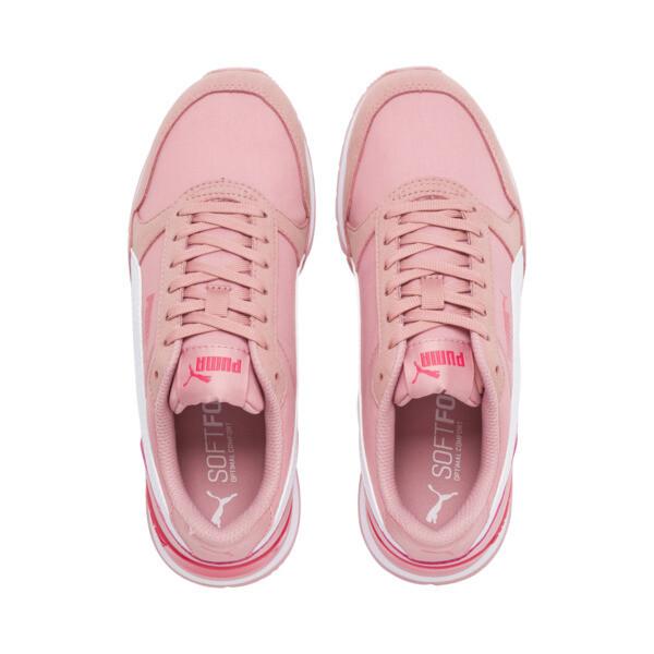 Zapatos deportivos ST Runner v2 NL para jóvenes, Bridal Rose-Puma White, grande