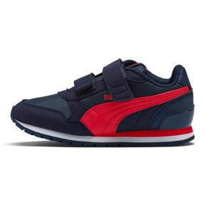 Thumbnail 1 of ST Runner v2 Little Kids' Shoes, Peacoat-Ribbon Red, medium