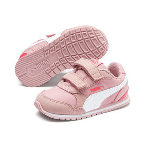 Thumbnail 2 of ST Runner V2 V Toddler Shoes, Bridal Rose-Puma White, medium