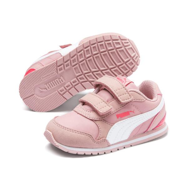 ST Runner V2 V Toddler Shoes, Bridal Rose-Puma White, large