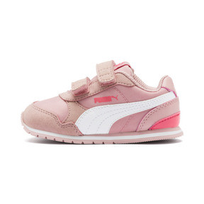 Thumbnail 1 of ST Runner V2 V Toddler Shoes, Bridal Rose-Puma White, medium