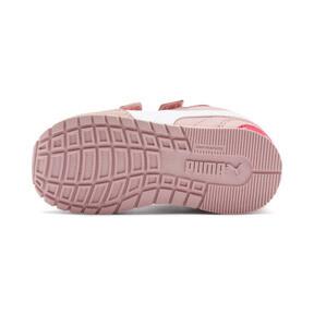 Thumbnail 3 of ST Runner V2 V Toddler Shoes, Bridal Rose-Puma White, medium