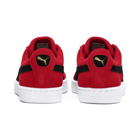 Thumbnail 4 of Suede Classic Trainers, Ribbon Red-Puma Blk-Puma Wht, medium