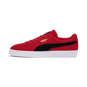 Thumbnail 1 of Suede Classic, Ribbon Red-Puma Blk-Puma Wht, medium