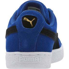 Thumbnail 4 of Suede Classic Sneakers, Sodalite Blue- Black-White, medium