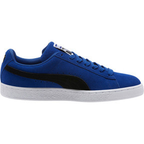 Thumbnail 3 of Suede Classic Sneakers, Sodalite Blue- Black-White, medium