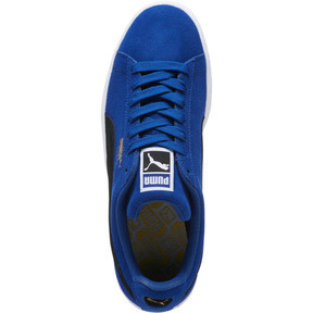Thumbnail 5 of Suede Classic Sneakers, Sodalite Blue- Black-White, medium
