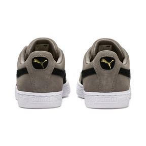 Thumbnail 3 van Suede Classic Trainers, Antracietgrijs-Puma Black, medium
