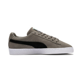 Thumbnail 5 van Suede Classic Trainers, Antracietgrijs-Puma Black, medium