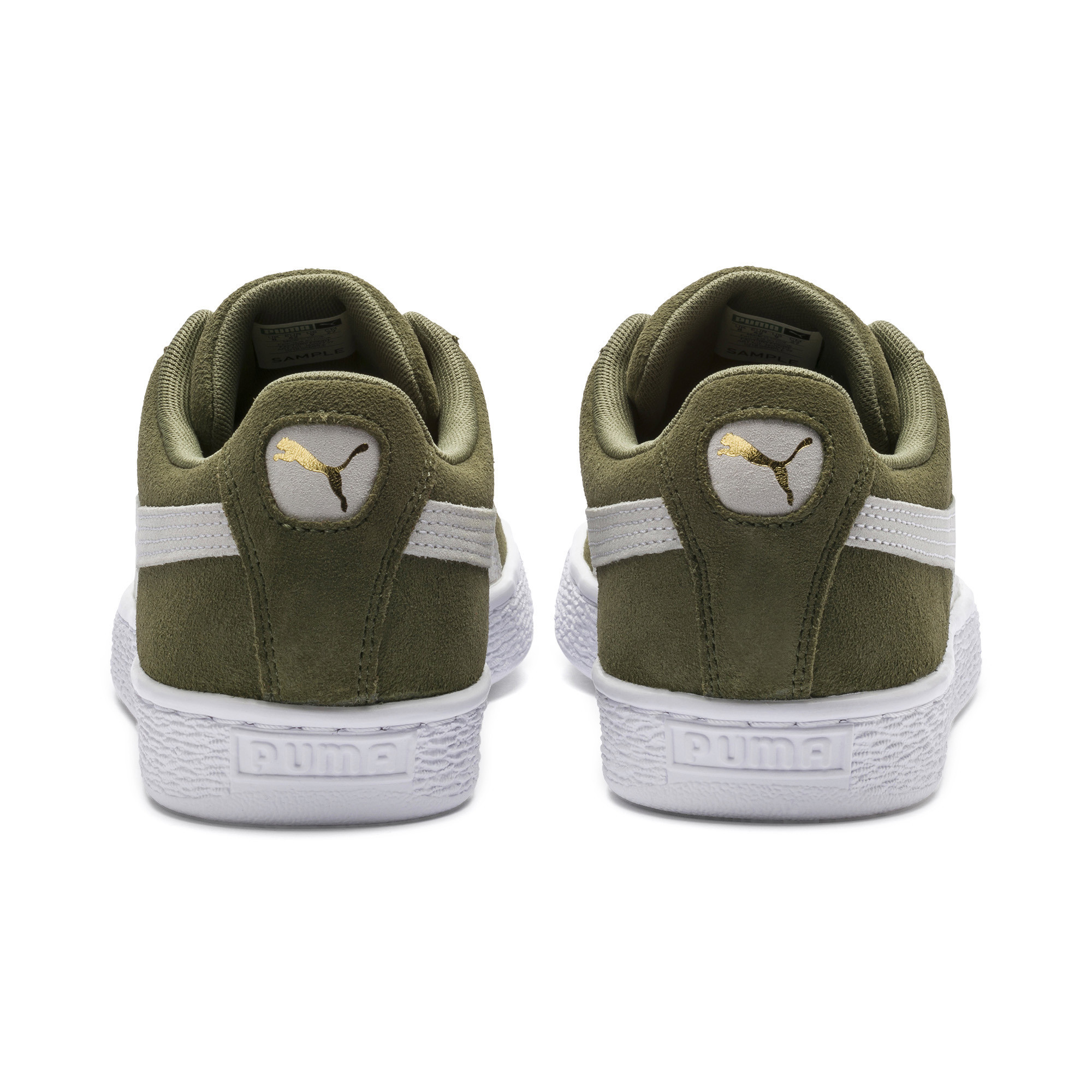 Image Puma Suede Classic Sneakers #3