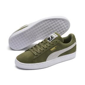 Thumbnail 2 of Suede Classic Sneakers, Olivine-Puma Black, medium