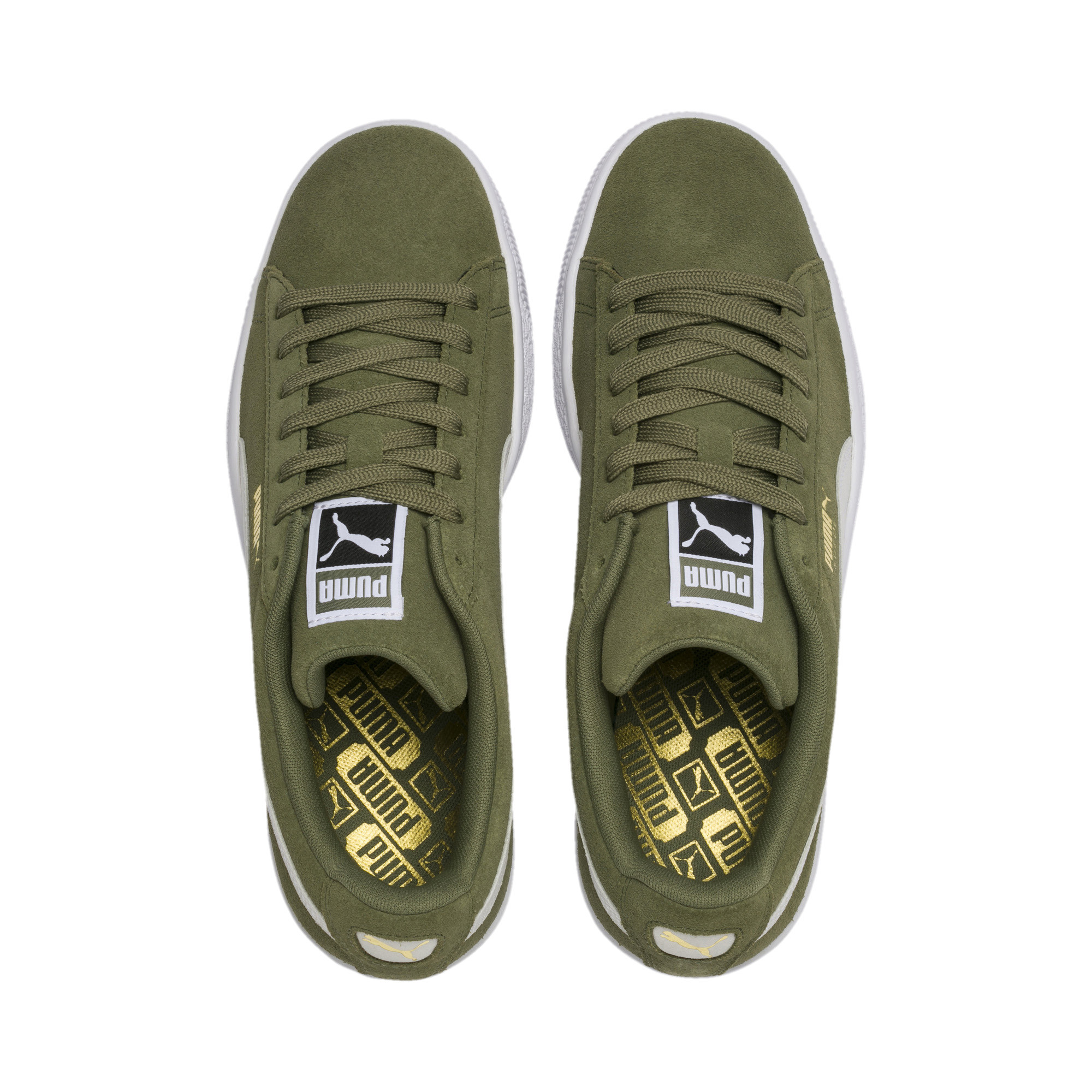 Image Puma Suede Classic Sneakers #6