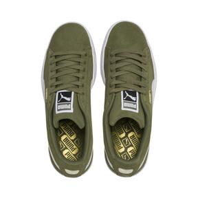 Thumbnail 6 of Suede Classic Sneakers, Olivine-Puma Black, medium