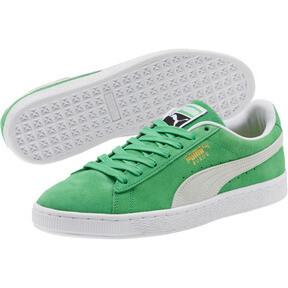 Thumbnail 2 of Suede Classic Sneakers, Irish Green-Puma White, medium