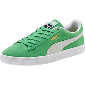 Thumbnail 1 of Suede Classic Sneakers, Irish Green-Puma White, medium
