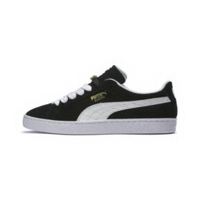 Thumbnail 6 of Suede Classic B-BOY Fabulous Trainers, Puma Black-Puma White, medium