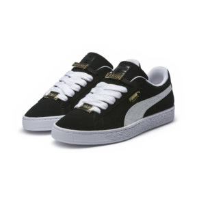 Thumbnail 2 of Suede Classic B-BOY Fabulous Trainers, Puma Black-Puma White, medium