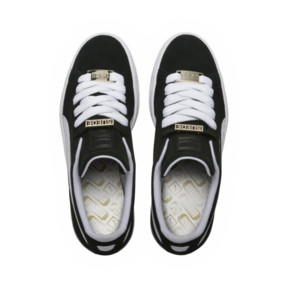 Thumbnail 5 of Suede Classic B-BOY Fabulous Trainers, Puma Black-Puma White, medium
