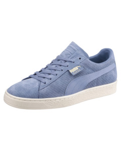 59ac59bcd49 Image Puma Men's Suede Classic Perforation Sneakers