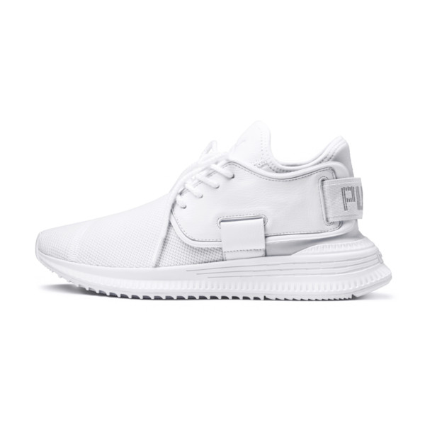 AVID Monolith Sneakers, Puma White-Puma White, large