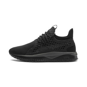Thumbnail 1 of TSUGI NETFIT v2 Sneakers, Puma Black-Dark Shadow-Fig, medium