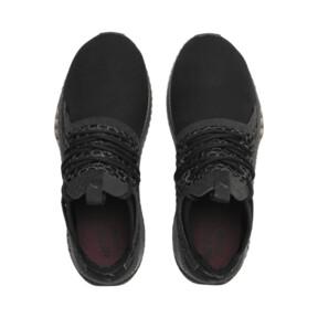 Thumbnail 6 of TSUGI NETFIT v2 Sneakers, Puma Black-Dark Shadow-Fig, medium