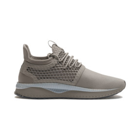 Thumbnail 5 of TSUGI NETFIT v2 Sneaker, Elephant Skin-Quarry-Shadow, medium