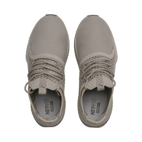 Thumbnail 6 of TSUGI NETFIT v2 Sneaker, Elephant Skin-Quarry-Shadow, medium