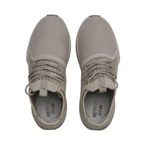 Thumbnail 6 of TSUGI NETFIT v2 Sneakers, Elephant Skin-Quarry-Shadow, medium