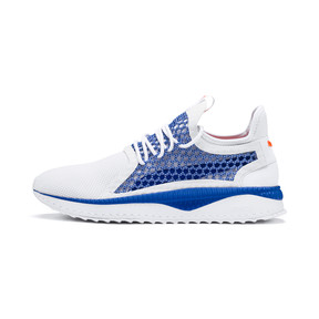Thumbnail 1 of Basket TSUGI NETFIT v2, Strong Blue-Puma White, medium