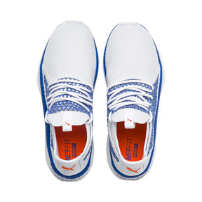 Thumbnail 6 of Basket TSUGI NETFIT v2, Strong Blue-Puma White, medium
