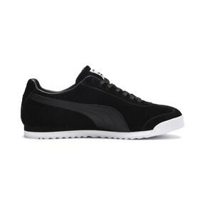 Thumbnail 5 of Roma Suede Sneakers, Puma Black-Puma Black, medium