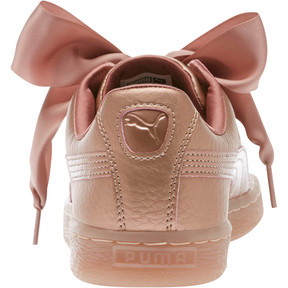 Thumbnail 4 of Basket Heart Copper Women's Sneakers, Copper Rose, medium