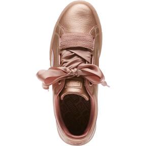 Thumbnail 5 of Basket Heart Copper Women's Sneakers, Copper Rose, medium