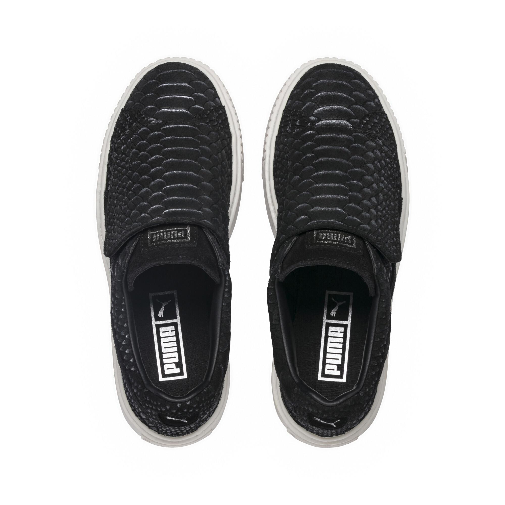 Image Puma Women's Platform Strap Sea Sneakers #5