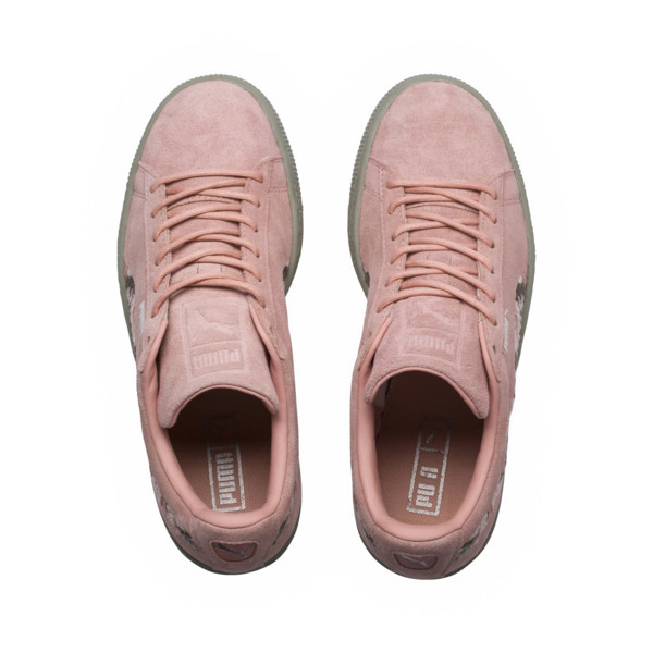 sports shoes 49b0e 62718 Suede Sunfade Stitch Women's Sneakers