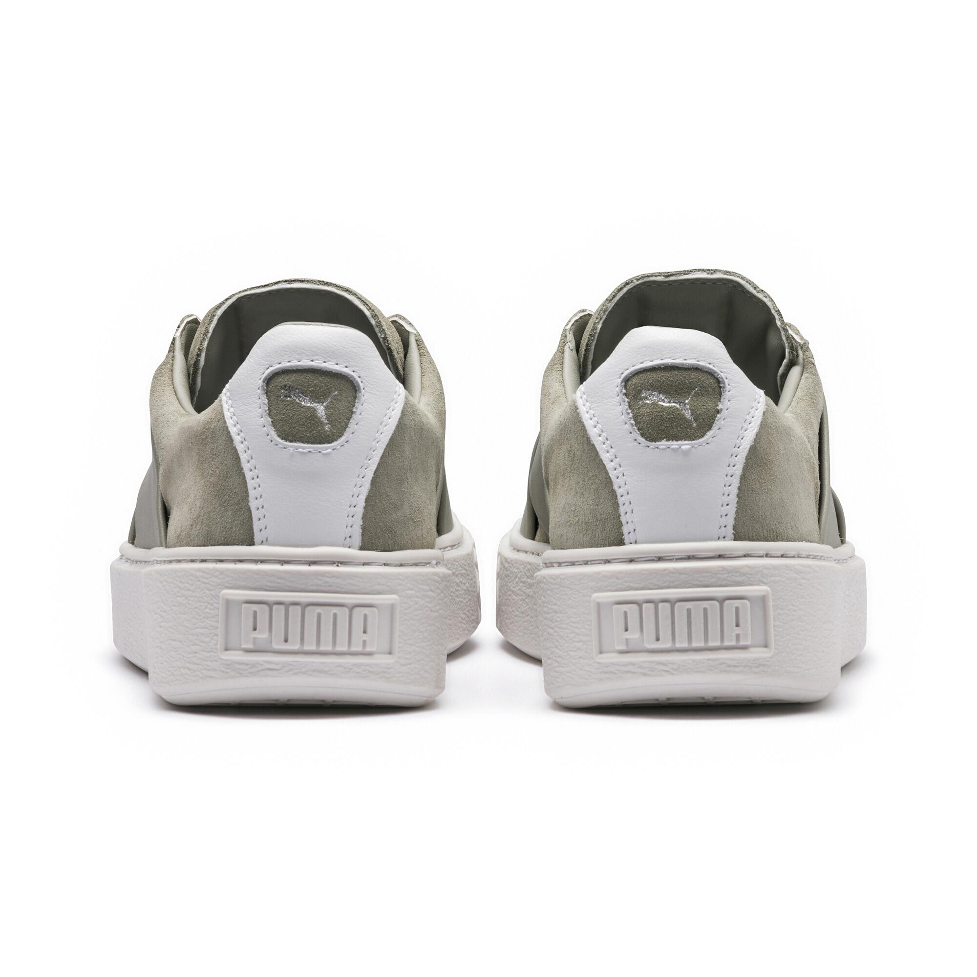 Image Puma Women's Platform X Sneakers #4