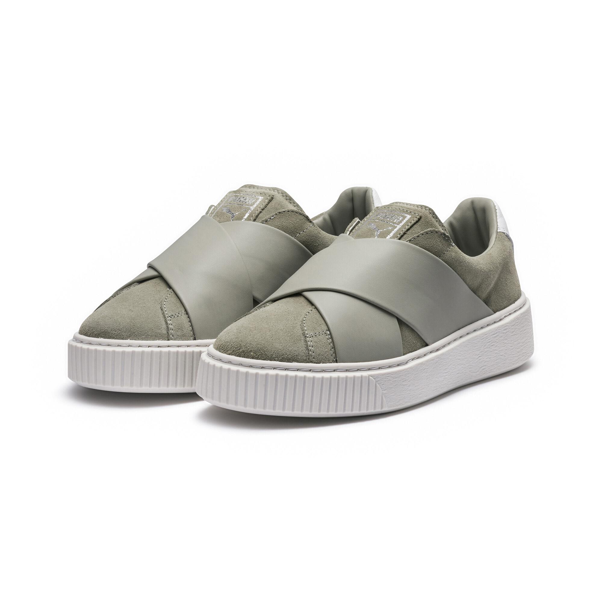 Image Puma Women's Platform X Sneakers #2